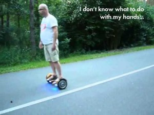 hoverboard idiot hands