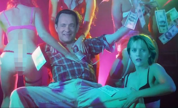 Tom-Hanks-Gangsta-rap-video